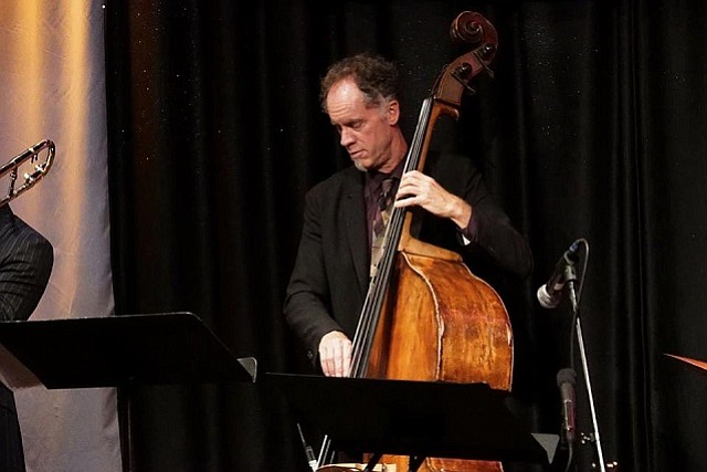 Rob Thorsen will drop his new disc, Bass Is the Space, at Bread & Salt on Sunday, August 28.