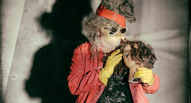 "Gary Wilson: ""Sometimes when the mood hits me the flour comes out."""