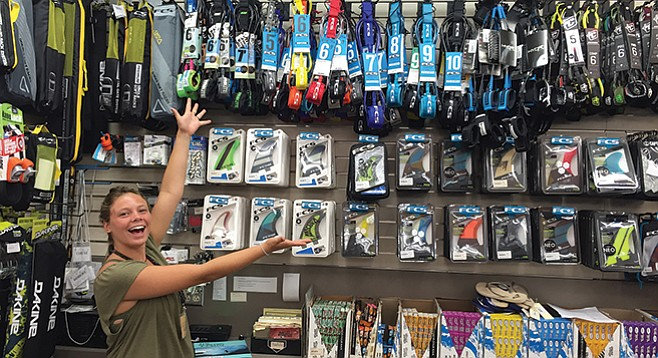 Elisa Feigat — South Coast Surf Shop