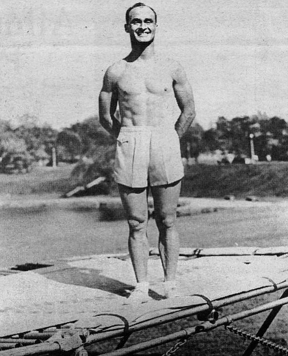 George Nissen, 1950s