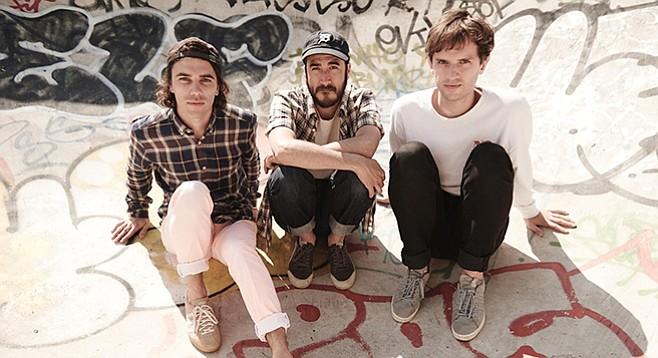 Casbah's Anti-Monday ups the ante with Aussie psych-rock trio Jagwar Ma!