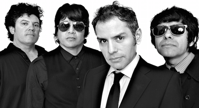 San Diego punk-rock institution the Zeros will take the stage at Til-Two on Saturday!