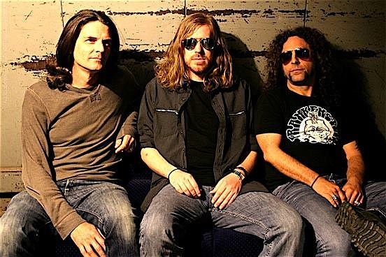 Soda Bar sets up stoner-rock trio Atomic Bitchwax on Sunday.
