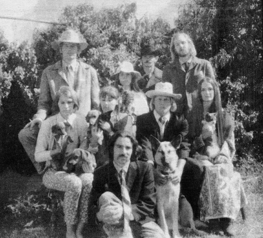Helix Street household, 1972