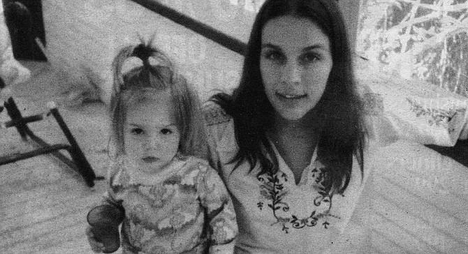 Barbara and Toni, 1978