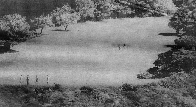 Torrey Pines North, number 7