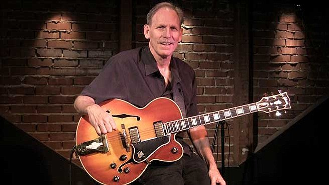 Bruce Forman plays the KSDS Jazz Club Caravan.
