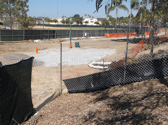 Greenway and skate park expected to be completed in the spring of next year