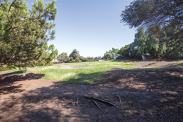 The first non-native burials in San Diego took place on this spot at the Presidio. A record of the earliest burials is kept by the San Diego Mission.