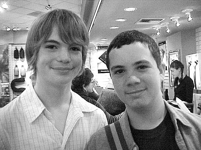 Jeff and Jordan