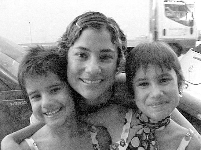 Juliana, Andrea, and Maria