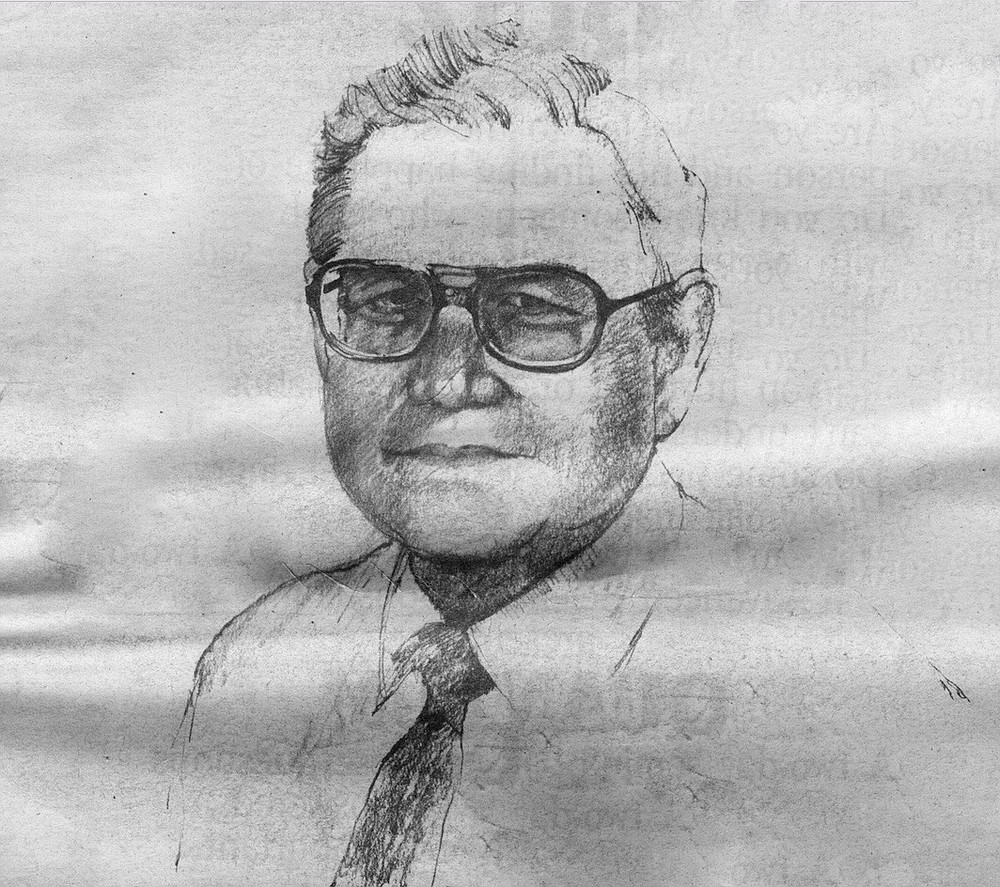 Dorman Owens, pastor and co-founder of the Bible Missionary Fellowship
