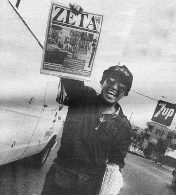"Zeta paperboy. ""From 1977 to 1979 we rose to a daily circulation of around 50,000."""