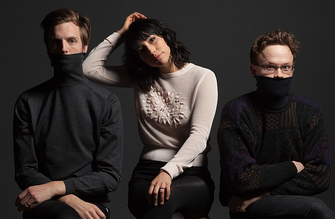 Indie-rock's Deep Sea Diver will share their Secrets at the Soda Bar on Monday.