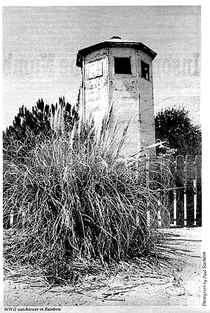 World War II tower