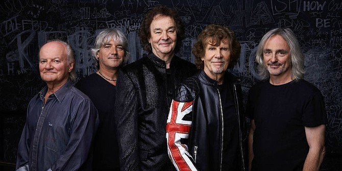 Belly Up stages English psych-pop band the Zombies Thursday night.