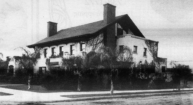 Klauber House
