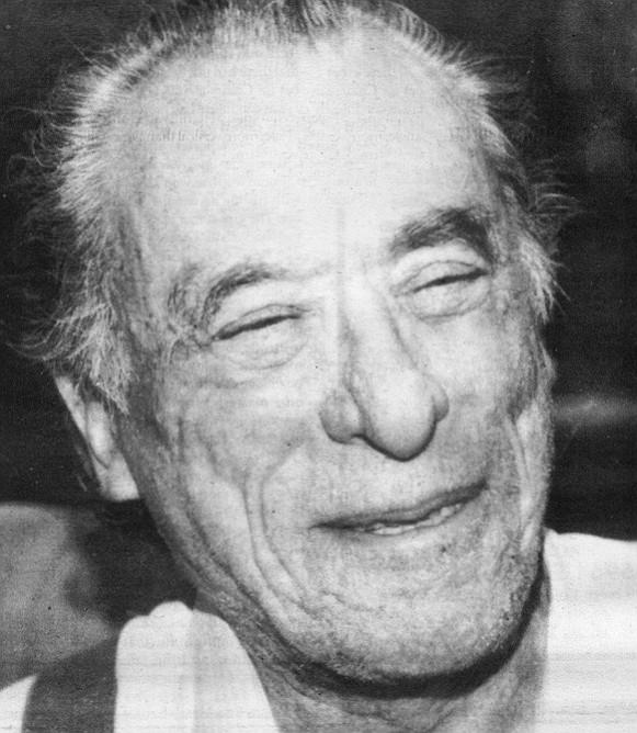 Charles Bukowski, c. 1983