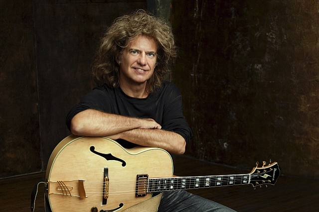 Pat Metheny comes to the Thornton Winery in Temecula on Saturday, September 17.