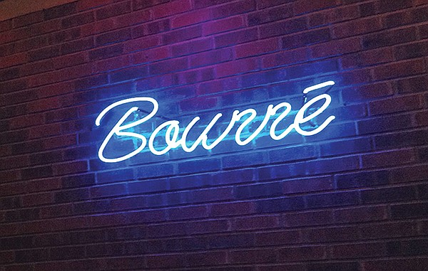 """The name, Bourré, means """"stuffed"""" in French"""