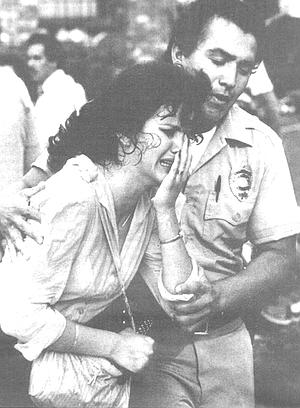 San Ysidro McDonalds massacre July 18, 1984