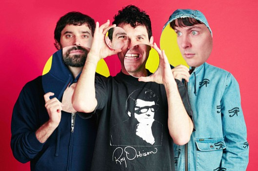 Electro-pop experimentalists Animal Collective plug in at the Observatory on Tuesday!