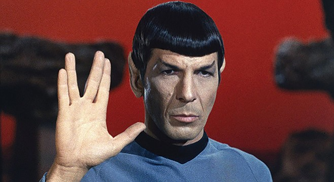 For the Love of Spock: Nimoy on Nimoy