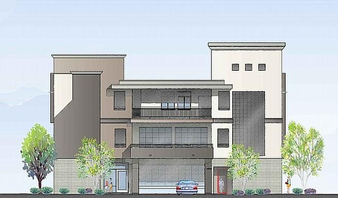 The new frat house design