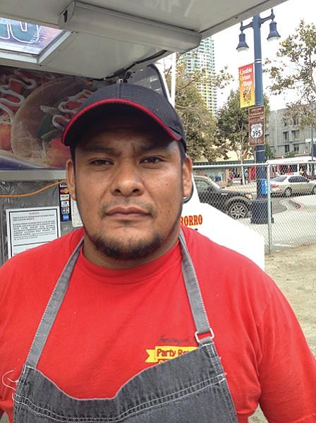 Rolando, Rorro's father