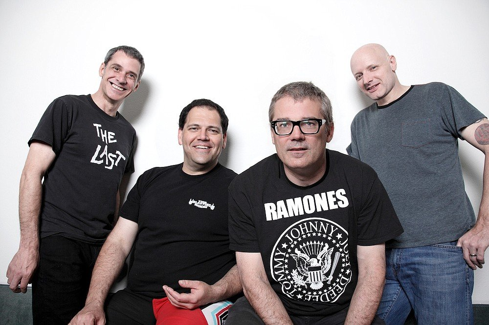 SoCal punk perennials the Descendents take the all-ages stage at Soma on Thursday.