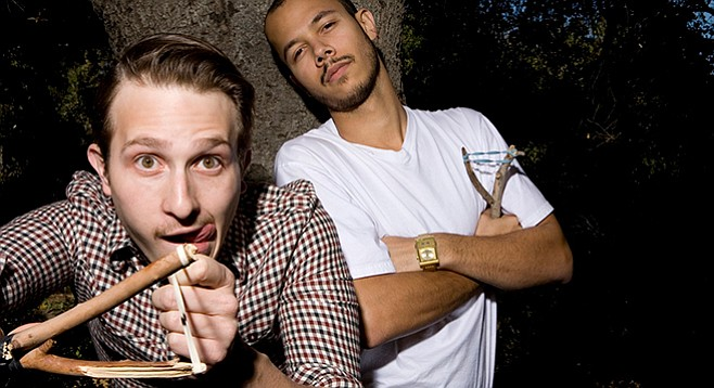 Heading into its final year at its current location, urban music venue Quartyard brings DJ duo Flosstradamus to town this Friday night.
