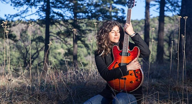 Steph Johnson spent months on her new record, Music Is Art. She made the last one in two days.