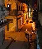 Havana Back Alley. 2016.