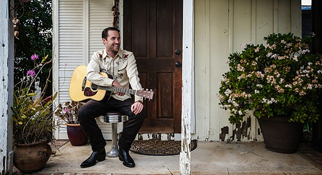 Loban began his music career playing punk rock in high school in Encinitas but found his voice in Nashville playing Americana.