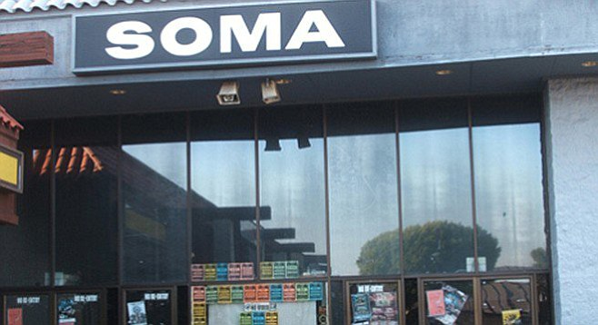 "Soma owner Len Paul is testing the waters with beer and wine: ""We wanted to see how it went. It went flawlessly."""