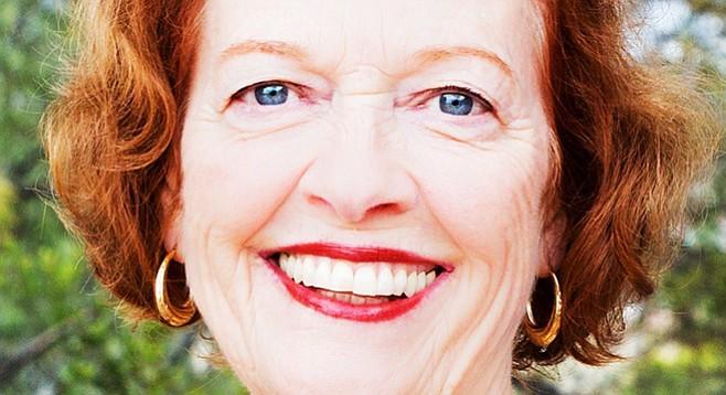 Nancy Foley