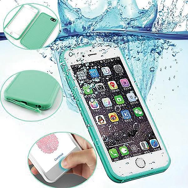 The iPhone takes a bath