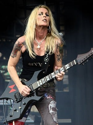 Hard-rock guitarist Lita Ford opens her Time Capsule at House of Blues on humpnight!