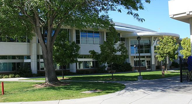 Grossmont College Library