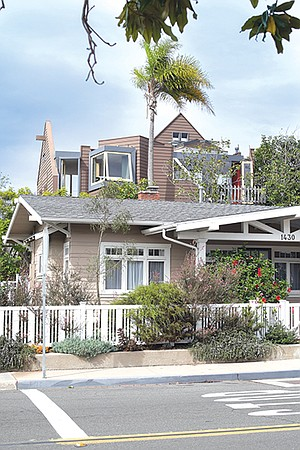 Mission Hills homes