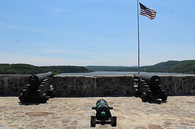 Fort Ticonderoga.