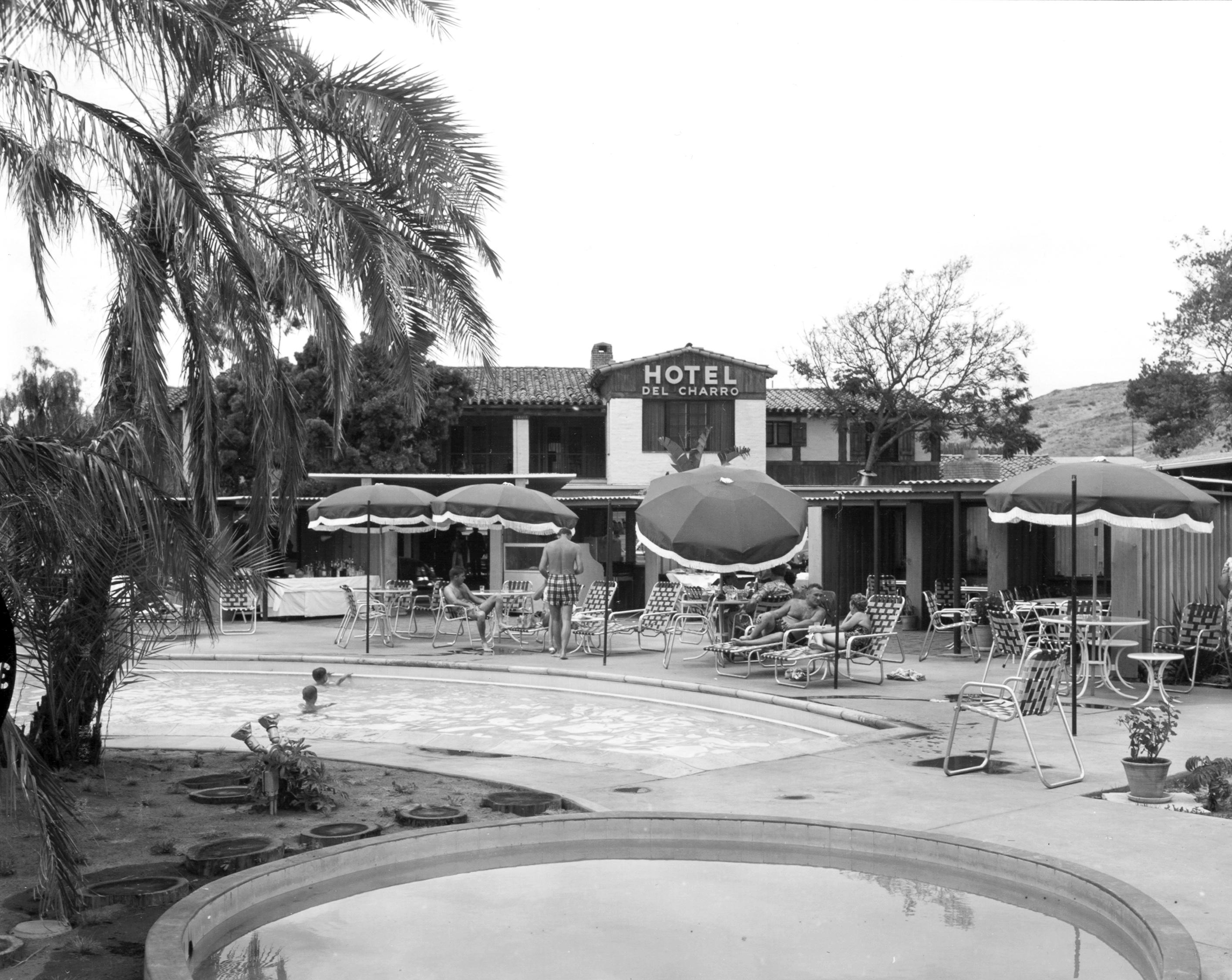 Hotel Del Charro La Jolla