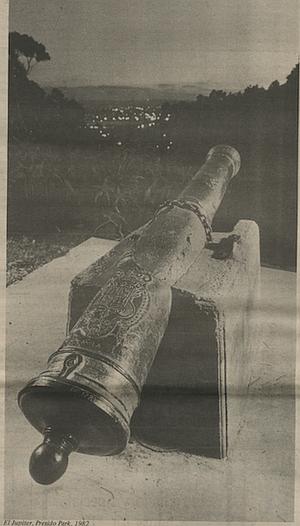 El Jupiter, Presidio Park, 1982