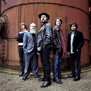Belly Up stages alt-country band Drive-By Truckers on Thursday.