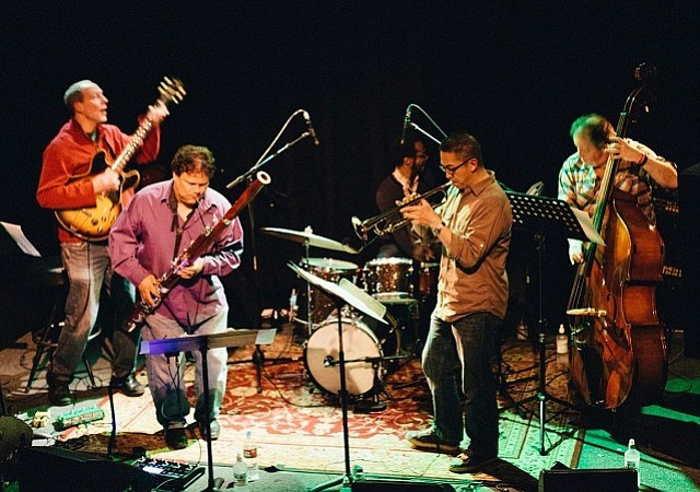 Joel Harrison's Spirit House performs at Dizzy's Monday night.