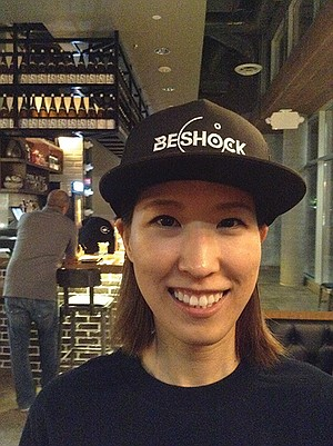 Young owner Ayaka Ito