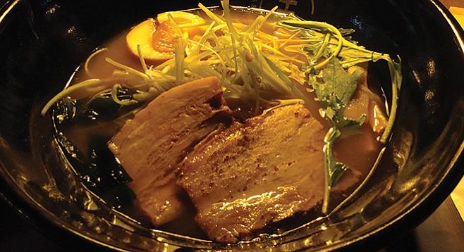 My tonkotsu ramen bowl from BeShock