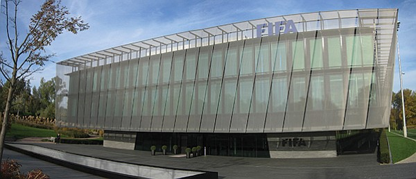 FIFA Swiss headquarters: Last year U.S. prosecutors indicted 14 FIFA executives for wire fraud, racketeering, and money laundering.