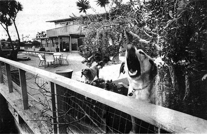 Bob Martinet residence