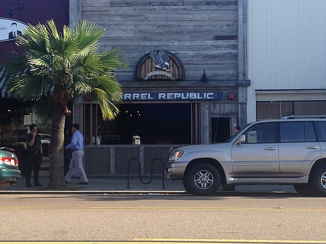 Barrel Republic gave up on the plan to expand next door